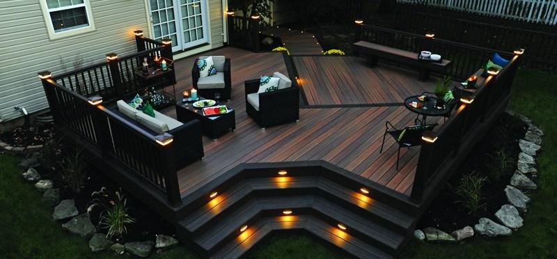 brunsell lumber deck