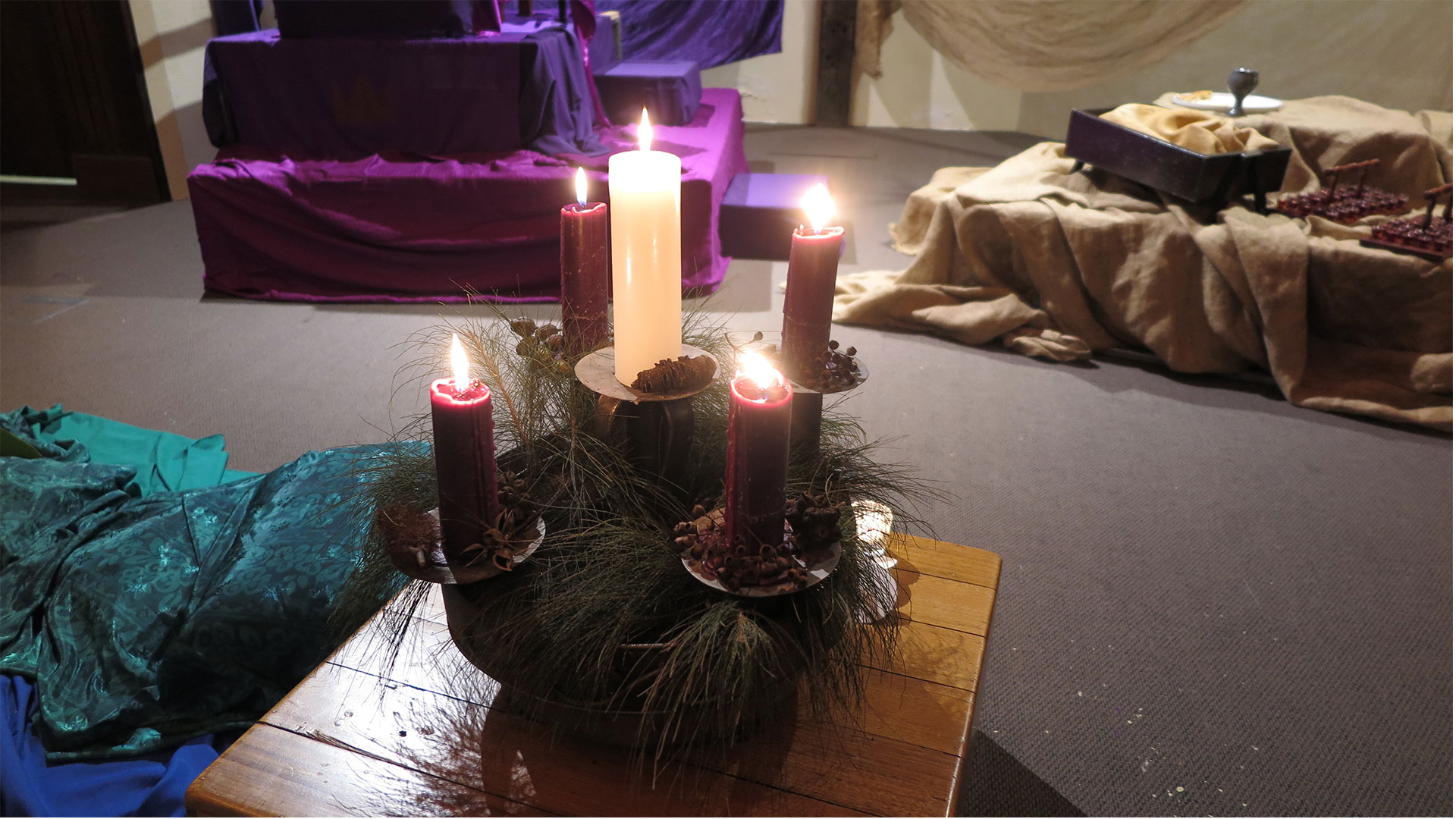 Christmas Eve Prayers – Brunswick Uniting Church