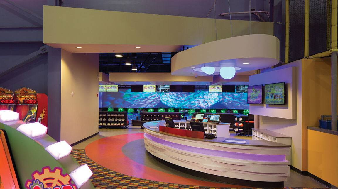 Tukwila Family Fun Center Brunswick Bowling