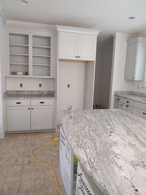 Kitchen Remodel in Supply NC