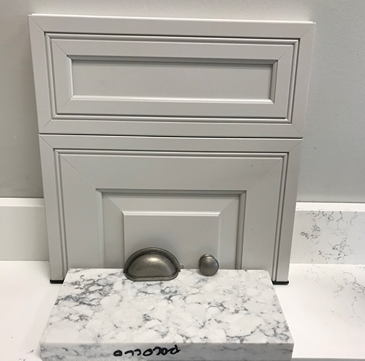 Waypoint 750F with Granite Cloudy White