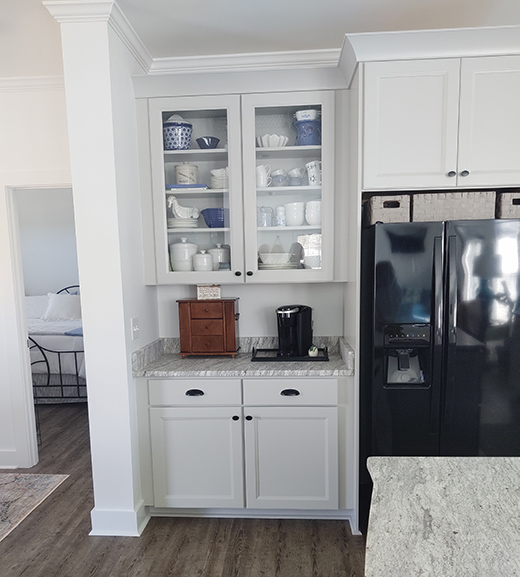 Kitchen Remodel Project by Cindy