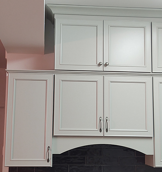 Waypoint Kitchen Cabinetry for Sunset Beach NC Kitchen Renovation