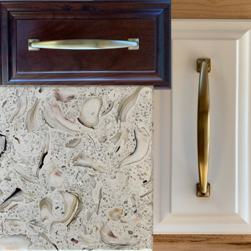Designer Amy Richardson Cabinet and Countertop Pairing March 2021