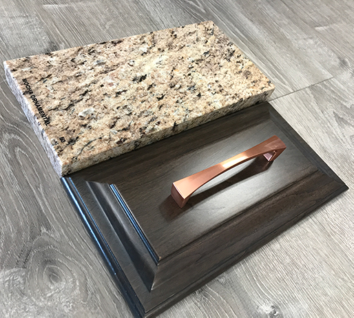 Designer Chris Gibson Cabinet and Countertop Pairing March 2021