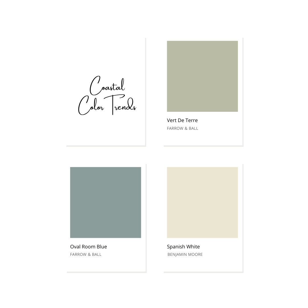 LouLou Interiors Color Trends 2021
