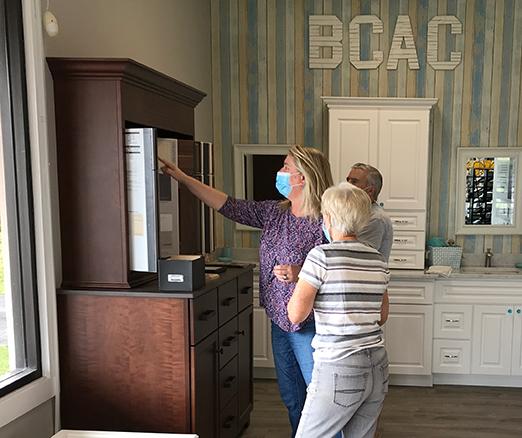 5-Star Customer Service at Brunswick Cabinets and Countertops