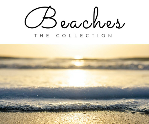 Beaches The Collection of Designer Pairings