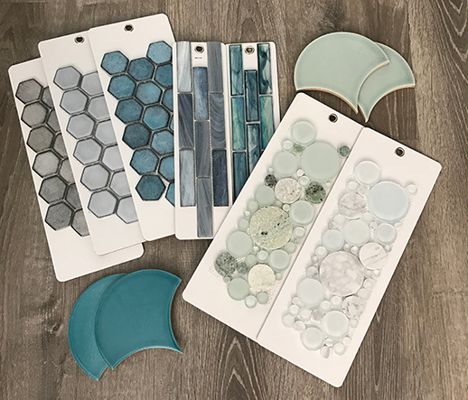 Personalized Tile Selections at Brunswick Tile and Flooring