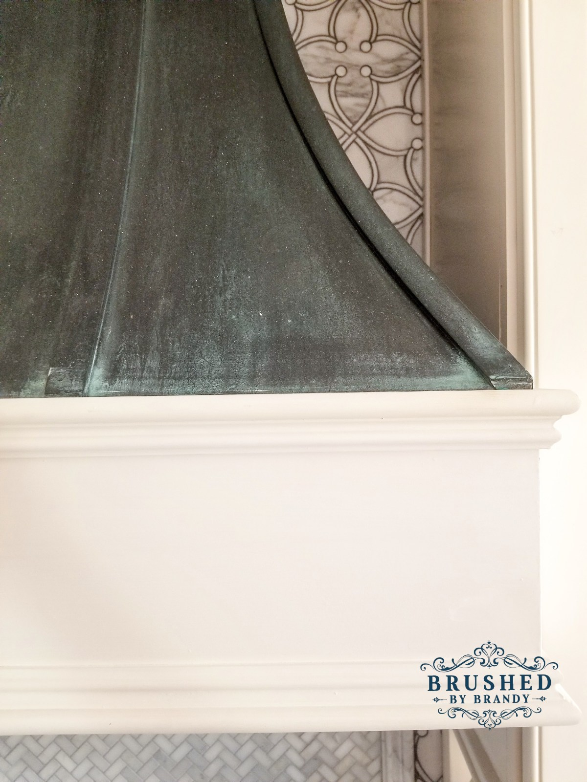 DIY Range Hood Makeover Dixie Belle Paint Projects