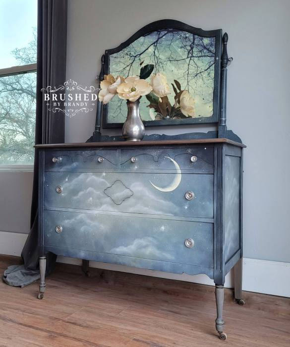 Dreamy Dresser Makeover