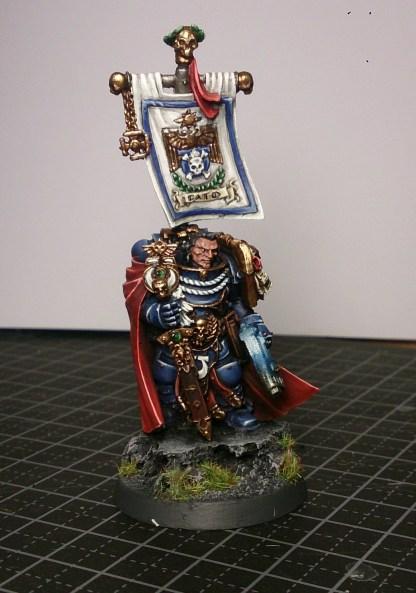 Captain Sicarius 1