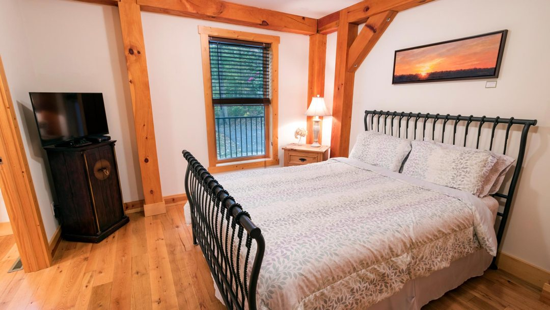 Dragonfly Suite Bedroom