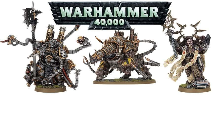 meilleure armée pour débuter warhammer 40k