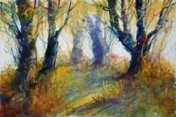 275_2016 Watercolor-Sketches /Marabu Mixed Media 21,0 x 14,8 cm / 8.3 x 5.8 in / Lukas Aquarell 1862