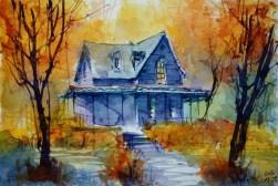 310_2016 Watercolor-Sketches /Marabu Mixed Media 21,0 x 14,8 cm / 8.3 x 5.8 in / Lukas Aquarell 1862