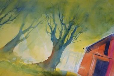 Painting...WIP.