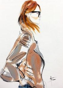 jacket fashion ( profile)