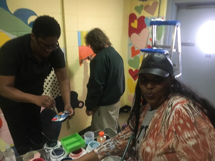 Coordinated Homeless Outreach Center