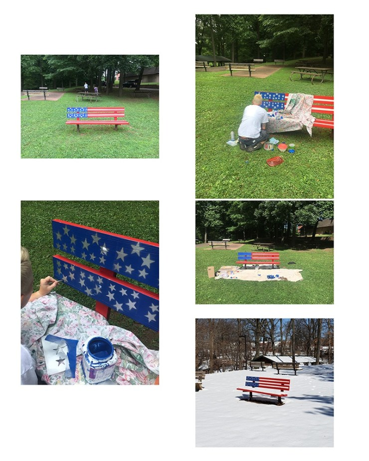 Community Service project Royersford Victory Park