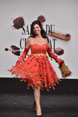 Valentino Chocolatier & Debora Velasquez - Fanny Rochez