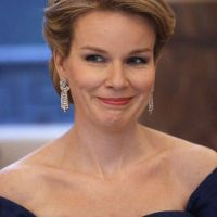 Queen Mathilde of Belgium big star of Expo Milano 2015 #expomilano2015 #Belgium #begov
