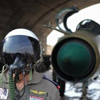 Syrian pilots, the true heroes #syria #isil #russia