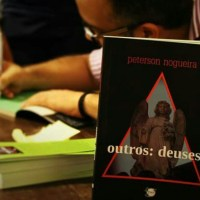 Peterson Nogueira launches his first book in Areia Branca #Brazil #culture