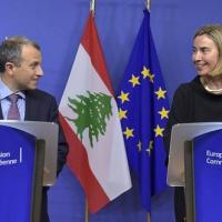 EU and Lebanon adopt partnership priorities and a compact