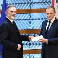 Tusk answer to UK triggering Article 50