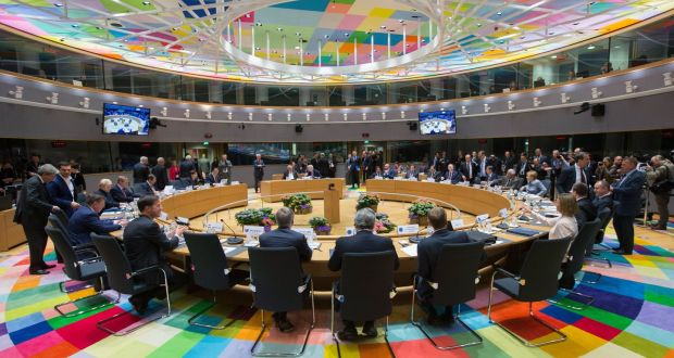 EU27 guidelines for Brexit put forward
