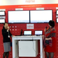 "Fujitsu Introduces ""LiveTalk"" at CEBIT"