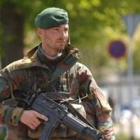 Onze militairen op straat #brussel #djihad #defensie