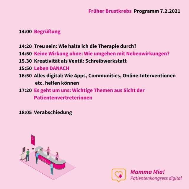 BK 7. Feb Programm