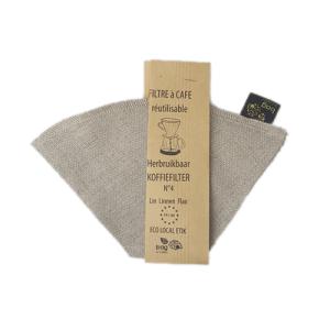 filtre cafe lin bio reutilisable belge epicerie zero dechet remouchamps brut et bon