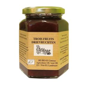 margo 3fruits confiture artisanale belge epicerie ecoresponsable brut et bon aywaille sprimont