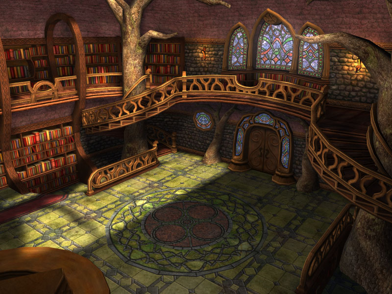 Medieval Library