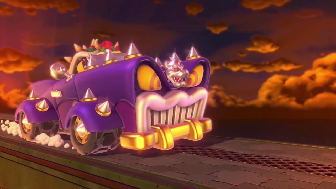 No DLC To Appear In Super Mario 3D World Brutal Gamer