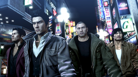 Yakuza 5. One of the current freebies