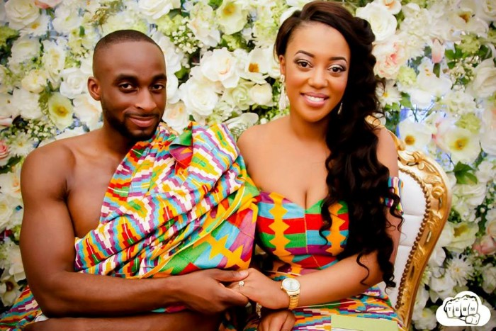 Dress for Traditional Marriage-Ghana
