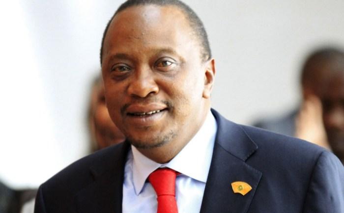Kenyan President- Uhuru Kenyatta