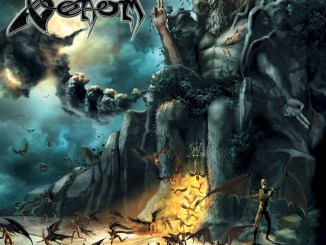 Venom - Storm The Gates Cover Art