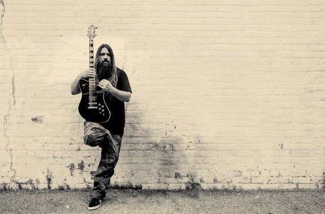 Mark Morton - Lamb of God Guitarist Releases Solo Record - Anesthetic