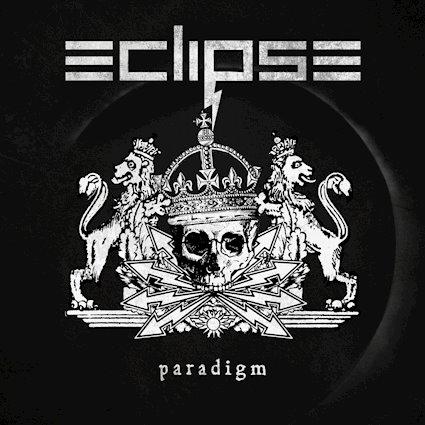 Eclipse - Paradigm Album Art
