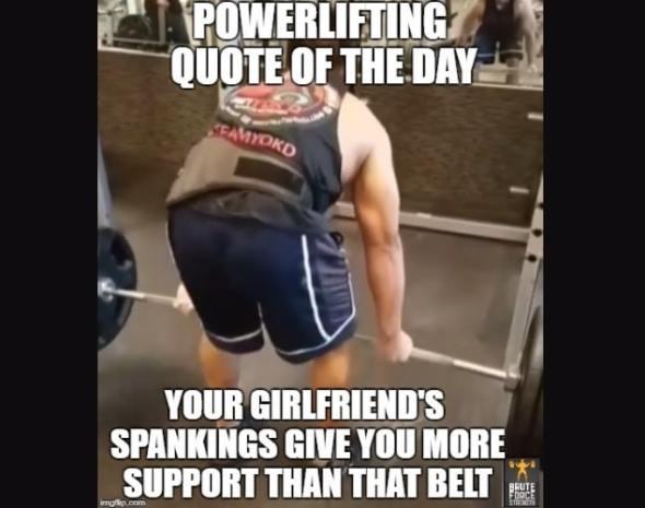 Belt Spankings