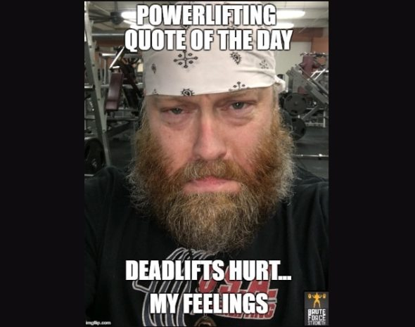 Deadlifts Hurt