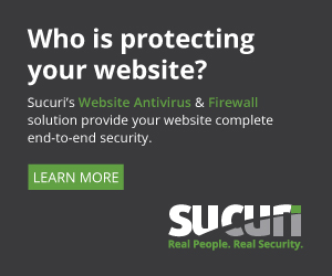 Who is protecting your website?