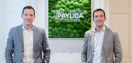 Dominik and Wolfgang Wegmayer from Payuca © Payuca