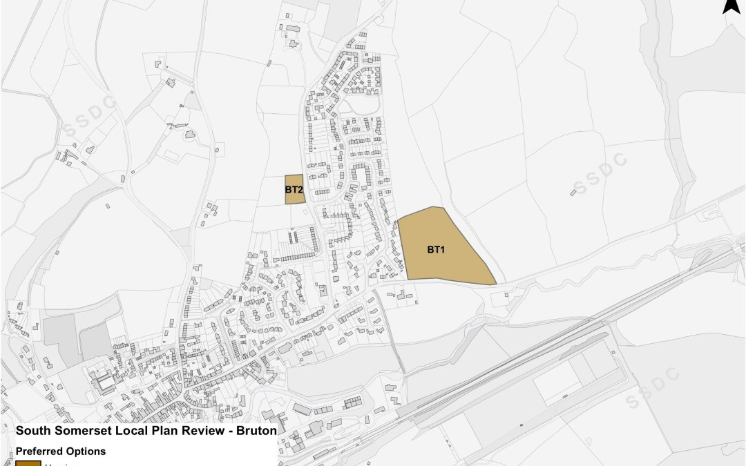 Development in Bruton: what do you think should happen?