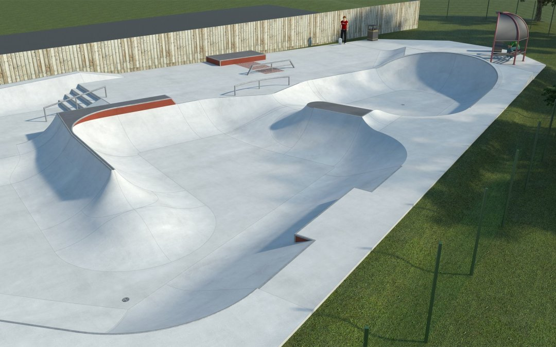Help decide how we should replace the skate ramp at Jubilee Park
